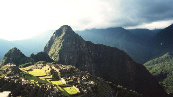 Sto lat, Machu Picchu!