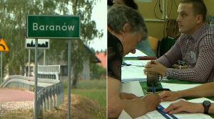 Znamy wyniki referendum w Baranowie. Mieszkańcy niemal jednogłośni