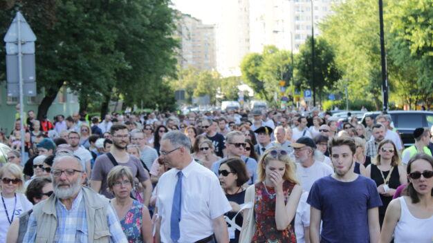 """""""Treblinka stała się jednym z największych cmentarzy warszawskich"""""""