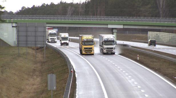 Deklaracja w sprawie autostrady archiwum TVN