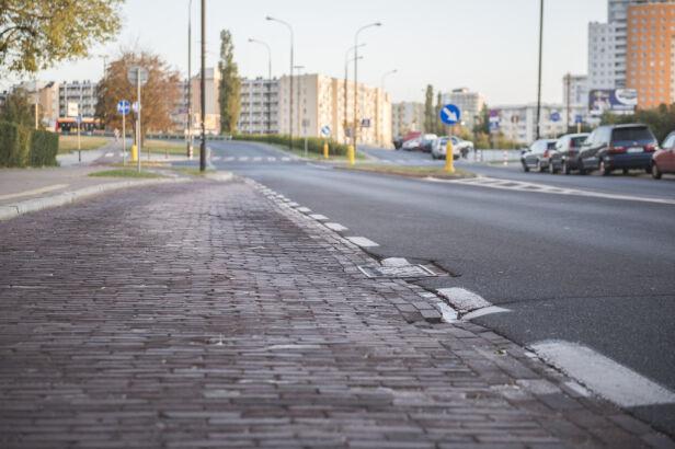 Ulica Kinowa do gruntownego remontu ZDM