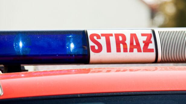 Na miejsce pojechała straż pożarna (zdjęcie ilustracyjne)  Shutterstock