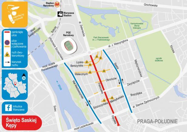 Święto Saskiej Kępy Urząd miasta Warszawy