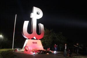 Zgasł ogień na Kopcu Powstania Warszawskiego