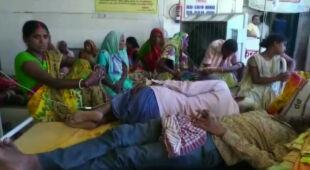 Upał w Indiach powoduje zgony i choroby