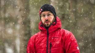 560 km przez Islandię w 14 dni. Ekstremalny spacer Rafała Bauera