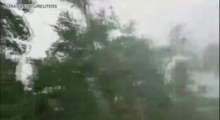 Cyklon Harold dotarł do Vanuatu