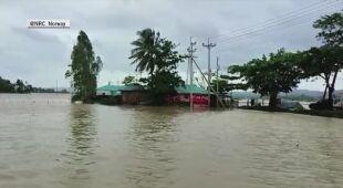 Ostatnio w Bangladeszu silnie padało