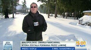 GOPR ma pełne ręce roboty (TVN24)